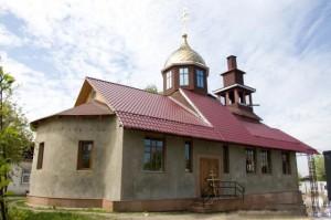 Храм великомученика Георгия Победоносца с.Бельбулак